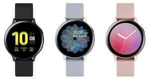 Samsung Galaxy Watch Active 2 40mm (2019) Aluminum + Fluoroelastome