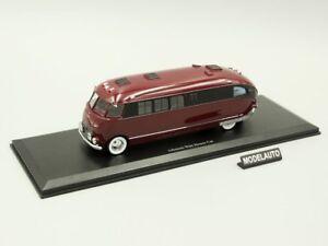 Autocult-1-43-Johnson-Wax-House-Car-dark-red-USA-1939-L-E-333-pcs