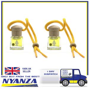 2-X-Magic-Tree-Little-Tree-VANILLA-Liquid-Bottle-Home-Car-Van-Air-Freshener