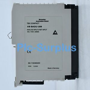 Details about 1PC Used AS-BADU-256 Schneider Modicon PLC Tested In Good  Condition ASBADU256