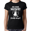 SEI-EINE-MOWE-Scheiss-drauf-Party-Sprueche-Comedy-Spass-Fun-Lustig-Damen-T-Shirt Indexbild 1