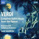 Verdi: Ballet Music from the Operas (CD, Feb-2012, 2 Discs, Naxos (Distributor))