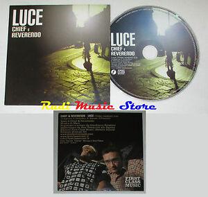 chief reverendo  CD Singolo CHIEF E REVERENDO Luce italy 2005 PROMO FIRST CLASS no mc ...