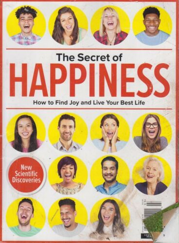 The Secret of Happiness Centennial Health 3017 New Scientific Discoveries