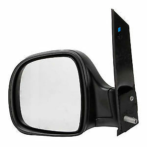 MERCEDES VITO W639 2003-2010 Manual Black Door Mirror Right Driver Side O//S
