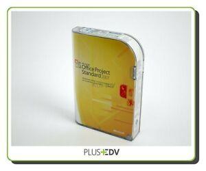 Microsoft Project Standard 2007 Vollversion deutsch