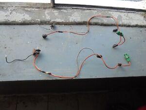 1976-86 jeep cj factory clock / tachometer wiring harness | ebay  ebay