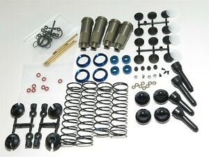 ASC80940 TEAM ASSOCIATED RC8B3.2e BUGGY FRONT AND REAR SHOCKS