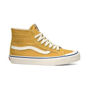 55f55c7264 Image is loading Vans-SK8-Hi-Salt-Wash-Unisex-Shoes-Sunflower-