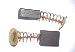 5x10x13,5mm ULFATEC /® Kohleb/ürsten Motorkohlen MILWAUKEE HDE 13 RQX 2235 HDE 10 RQX