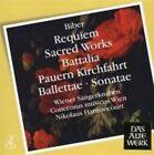 Biber: Requiem; Sacred Works; Battalia; Etc. (CD, Jul-2008, Teldec (USA))