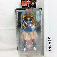 Sega The Melancholy of Haruhi Suzumiya Premium Figure ver.1 Haruhi Japan Anime