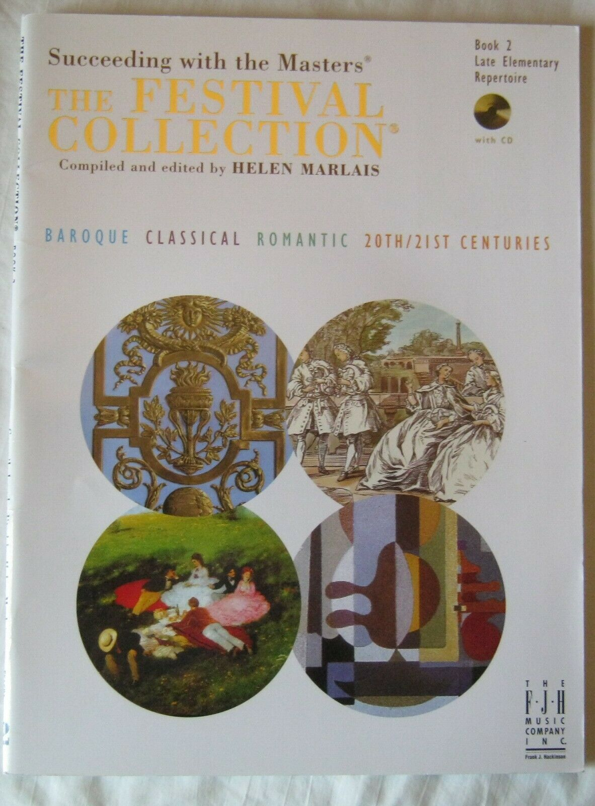 The Succeeding With The Masters Festival Collection Book 2