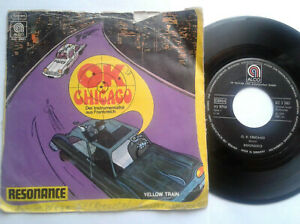 Resonance-Ok-Chicago-7-034-Vinyl-Single-1974-mit-Schutzhuelle
