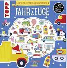 Mein 3D-Sticker-Mitmachbuch: Fahrzeuge (2016, Taschenbuch)