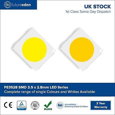 1st CLASS POST SMD 10 x 1206 Green LED - Ultra Bright UK