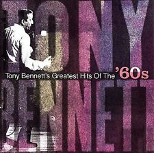 Tony Bennett : Greatest Hits of the 60s: 80th Birthday Edition CD (2006)