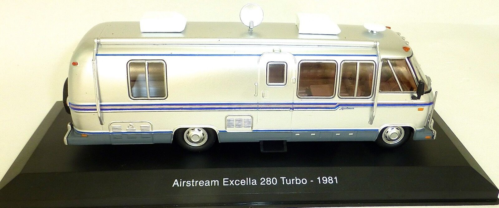 Airstream Excella 280 Turbo - 1981 ATLAS 1 43 neuf et emballé accam003 Motorhome