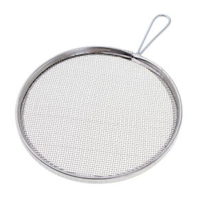 Pottery Mud//Glaze Filtering Tool Screen Mesh Strainer Filter With Handles