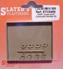 Slaters 7165-7mm Gauge BR Van//Wagon Vacuum Pipes//Hoses  1st Class Post