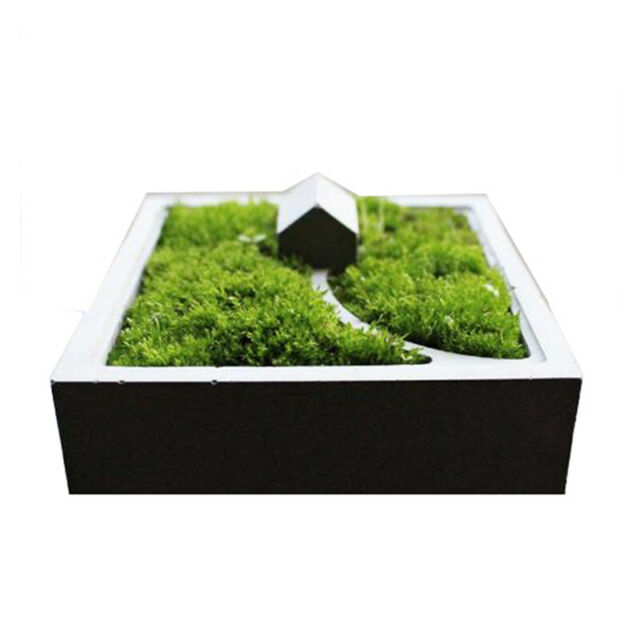 Mini Concrete Planter Box Stone Square Flower Bonsai Pot Home Silicone Mold For Sale Online Ebay
