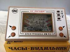 "NEW. NINTENDO elektronika vintage  SOVIET USSR  Russian game Watch""MICKEY MOUS"""