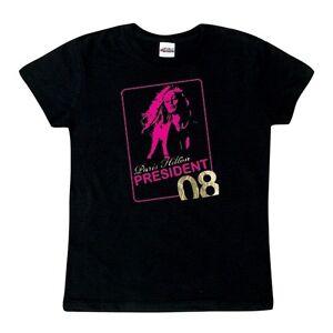 Paris Hilton For President Juniors T-Shirt