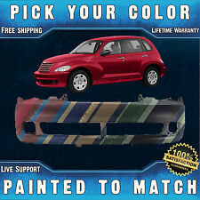 NEW Painted To Match- Front Bumper Replacement For 2006-2010 Chrysler PT Cruiser
