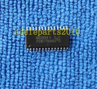 1PCS PCM1760U PCM1760 ANALOG DIGITAL CONVERSION IC BURR-BROWN/BB/TI SOP-28