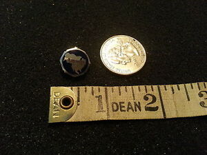 American Way Association Enamel /& Sterling Silver Lapel Pin