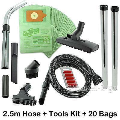 Tool Kit Mini Tools Rods Vacuum Pipe Tubes 32mm for NUMATIC JAMES Vacuum JVP180a