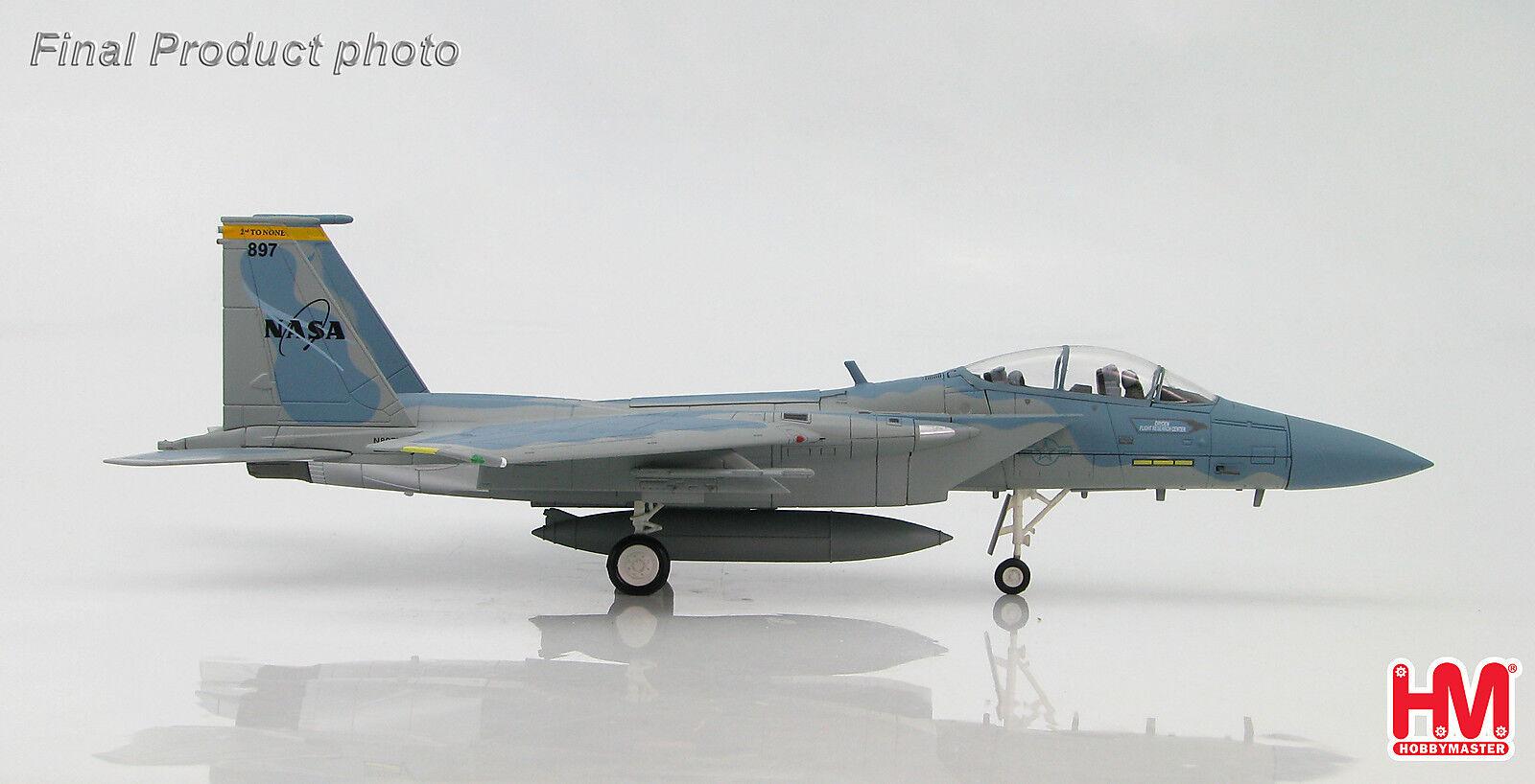 Hobby Master HA4503 1/72 McDonnell Douglas F-15D Eagle N897NA, NASA, 2