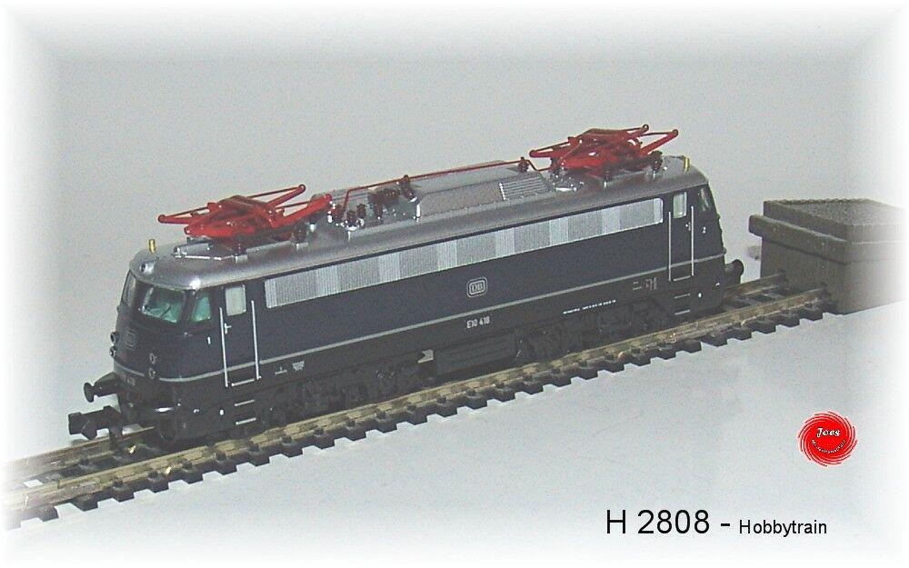 Hobbytrain 2808 Locomotive Électrique Br E10.3 Db Bleu Ep.iii