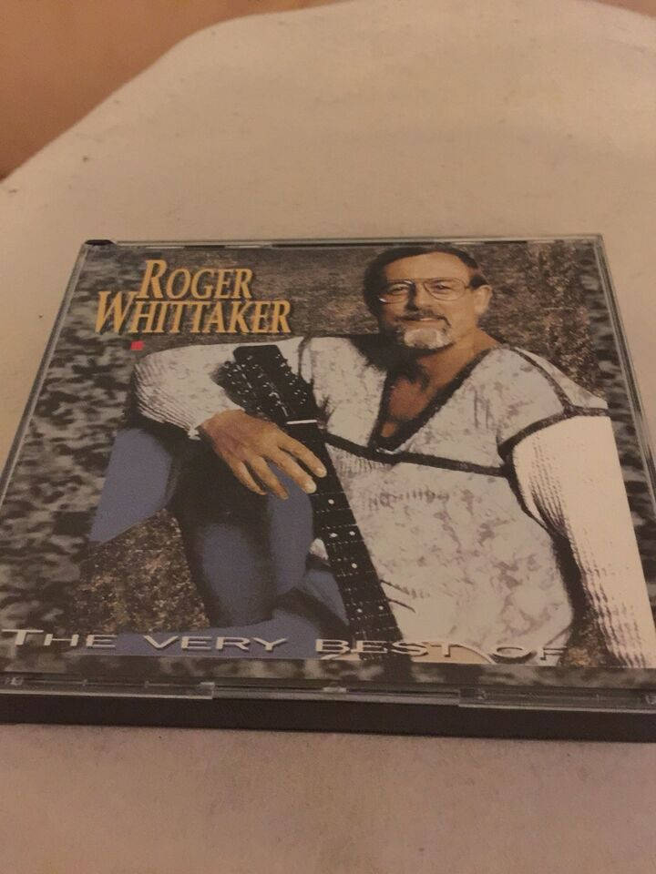 2 cd'er med Roger Whitaker