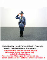 STATE TROOPER BRIAN FIGURE FOR 1 24 SCALE DIECAST MODELS AMERICAN DIORAMA 16163 Toys