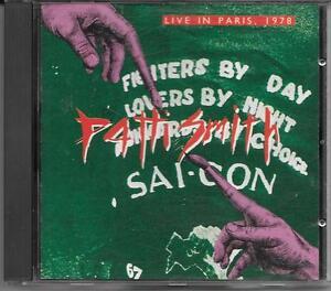 PATTI-SMITH-RARO-CD-ITALY-ONLY-1990-034-LIVE-IN-PARIS-1978-034