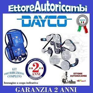 KTB197 KIT DISTRIBUZIONE DAYCO 243-244-245-247 2.0 jtd 63kw FIAT DUCATO