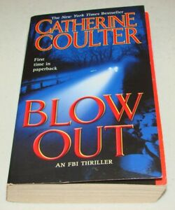 An-FBI-Thriller-Ser-Blow-Out-by-Catherine-Coulter-2005-Mass-Market-Paperback