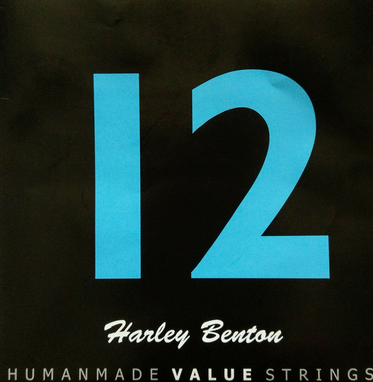 12-saitig Harley Benton 010-050 Western-Gitarren-Saiten Bronze