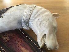DOGO ARGENTINO DOG HUNTER WILD BOAR KNIFE KNIVE SWORD BLADE