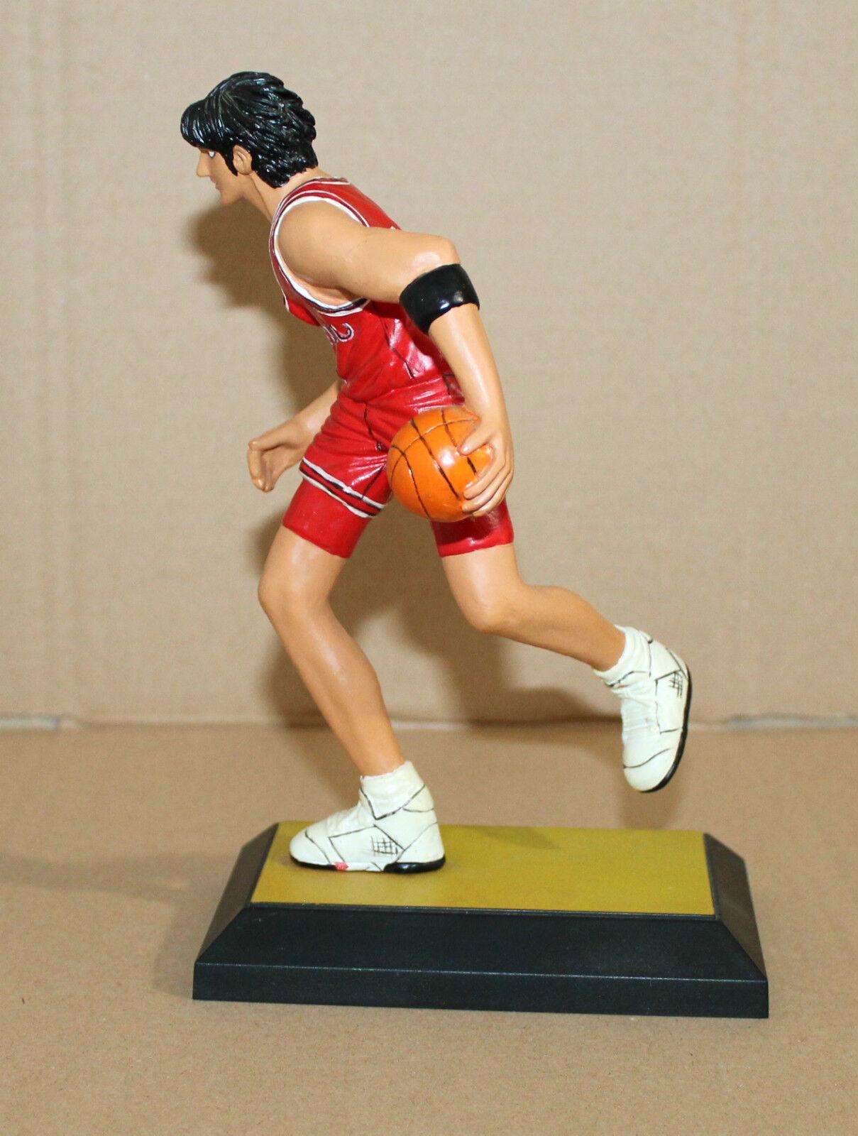Old Basketball Figure Figure Figure Statue Shohoku Slam Dunk Nr 11 Red 7980c0
