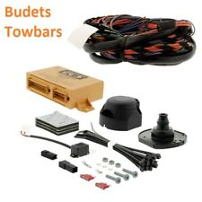 Swan Neck Towbar 7pin Wiring for VW CADDY IV VAN TGI 4 motion 2015 on 43062/_4