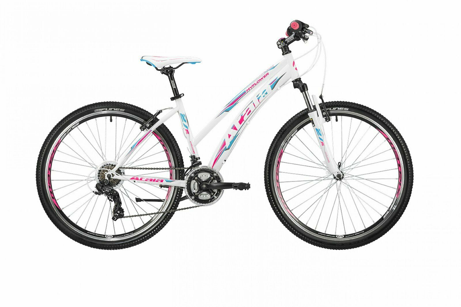 BICI BICICLETTA women ATALA MY FLOWER 27,5  21V 2019 MOUNTAIN BIKE CITY LADY