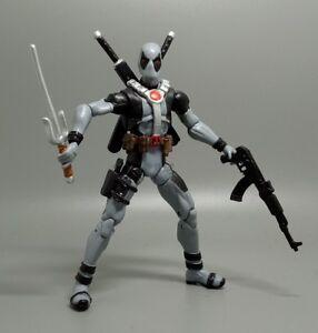 X MEN Super Hero Marvel Deadpool X Force 3.75/'/' Action Figure Loose Toy ZX308C