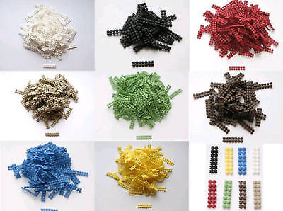 500 Smooth Non Slip Grips For Alligator Hairclips