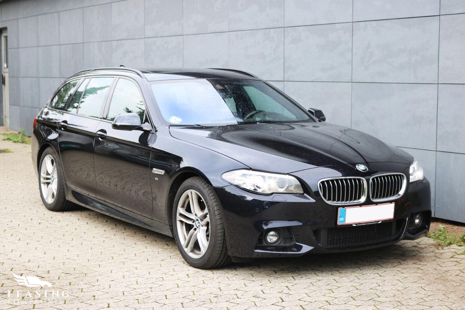 BMW 520d 2,0 Touring aut. 5d - 3.390 kr.