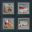 MILL-HILL-Counted-Cross-Stitch-Kit-A-VISIT-FROM-ST-NICK-QUARTET-BUY-1-or-ALL-4 thumbnail 1