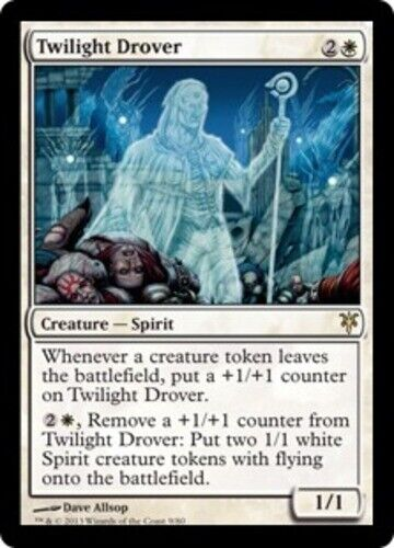 Twilight Drover English MTG Magic FLAT RATE Duel Decks: Sorin vs Tibalt MP