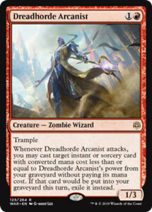 Dreadhorde-Arcanist-x1-Magic-the-Gathering-1x-War-of-the-Spark-mtg-card