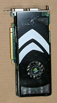 Apple Mb560z/a Nvidia Geforce 8800 Gt Video Card 512 Mb 630-9192/t0024 180-10393 Wil Je Wat Chinese Inheemse Producten Kopen?